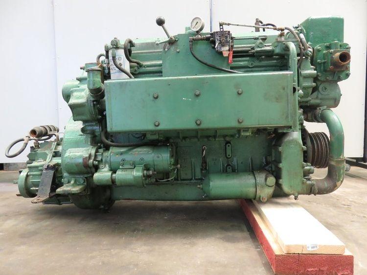 Detroit 6-71N Diesel Marine Engine