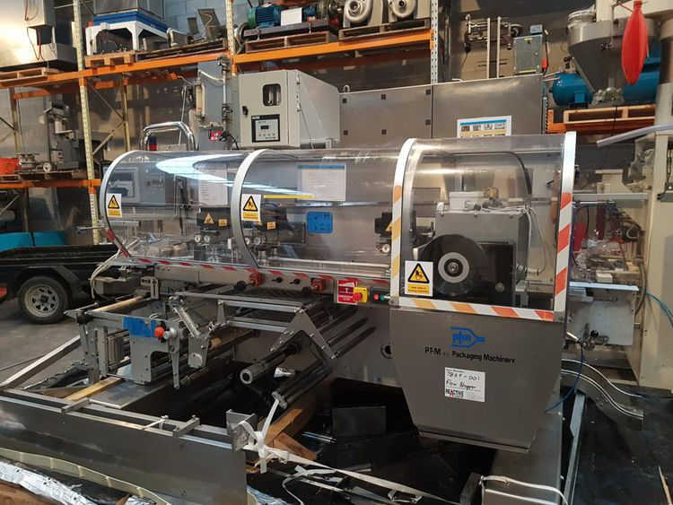 PFM SCI ROCCO WC5  Flow Wrapper