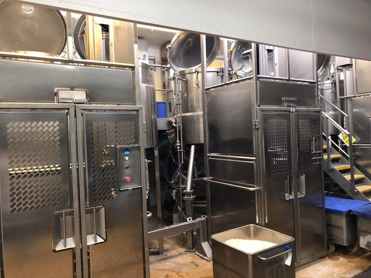 Other Soup cooking plant