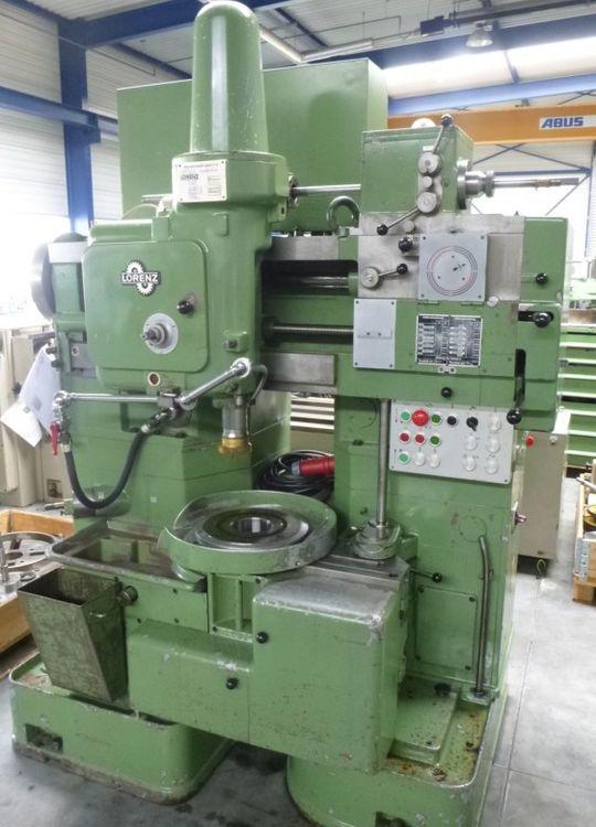 Lorenz SNJ 5 Variable Gear Shaping Machine