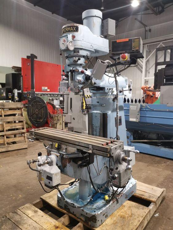 Supermax YCM-1-1/2VS Vertical 4200 rpm