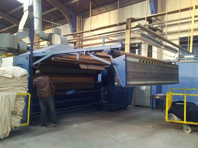 Ruckh 290 Cm Relax Drying Machine