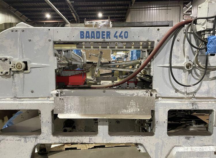 Baader 440 SPLITTING MACHINE