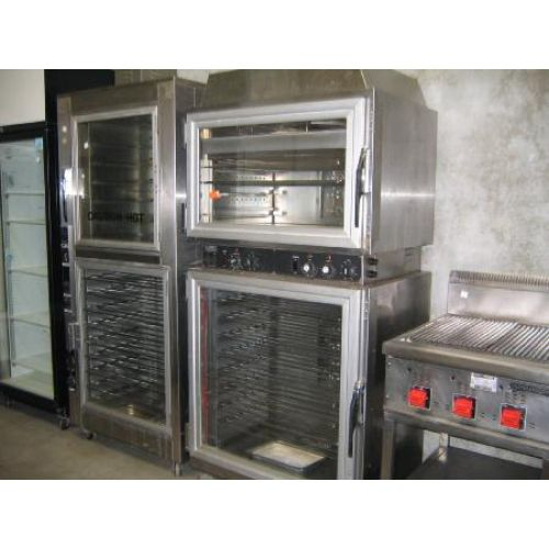 Duke AHPO618 Bakery Oven with Proofing Cabinet