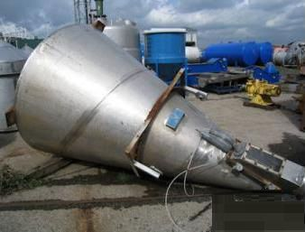 Nauta Stainless steel Conical Mixer