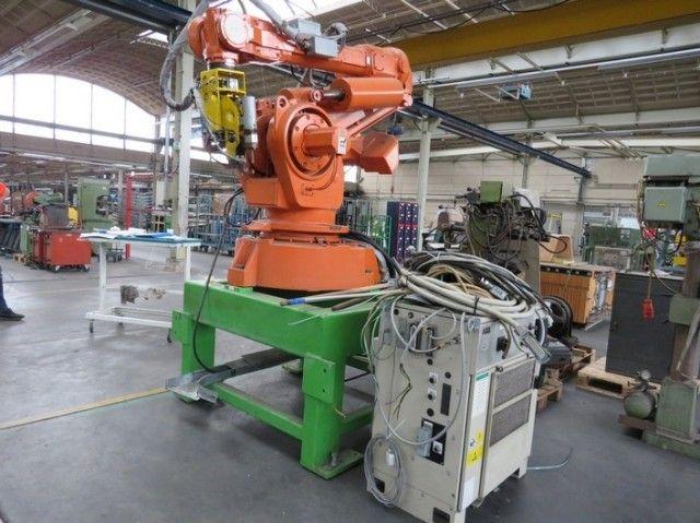 ASEA Brown Boveri (ABB) IRB 6400 M97A 6 Axis 120 kg