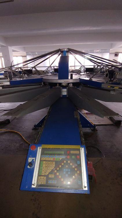 Mhm 3000 T-shirts printing machines