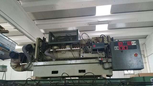 SCM B4L, Edge banding machine