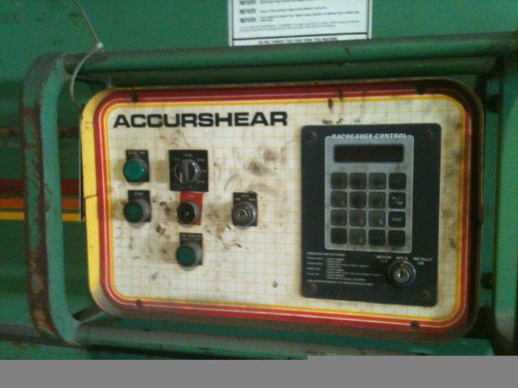 Accurshear 875012
