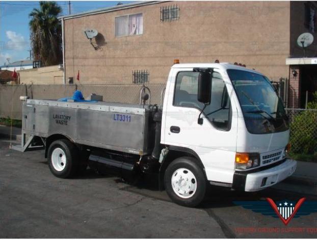 Phoenix TL600 / WT450, LAVATORY / WATER TRUCKS