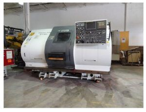 Nakamura Tome Fanuc Series 18iTB CNC Control 5000 RPM WT-150MMY 4 Axis