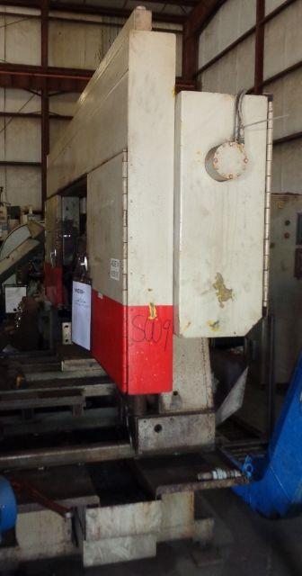 Wells B25-2 Horizontal Saw semi automatic