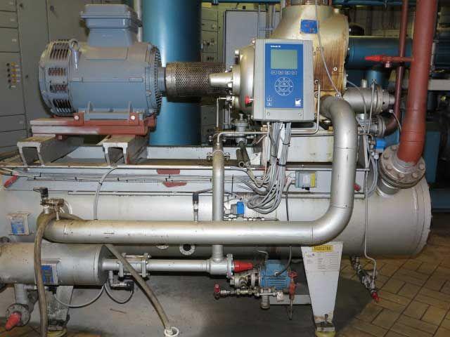 Sabroe SAB 163HF MK1 183 kW/54 tons