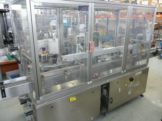 Neri DL400 self adhesive labeller