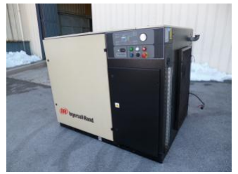 Ingersoll Rand UPS 30-75, Compressor