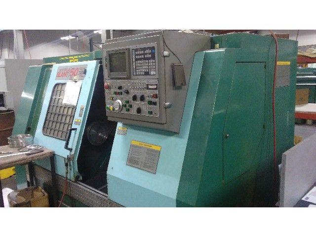 Methods Yasnac Cnc Control Max. 5000 rpm Slant 50 2 Axis