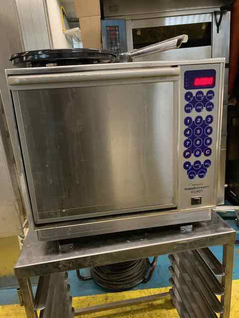 Merry Chef Mealstream EC 401 fast-cooking-system