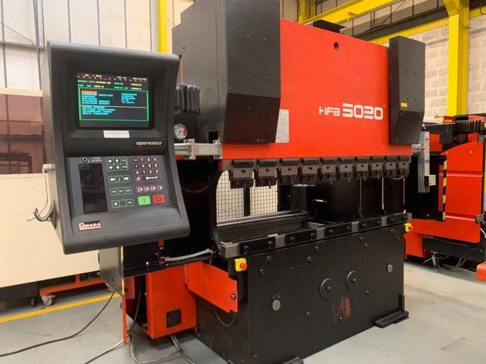 Amada HFB 50-20 50 Ton