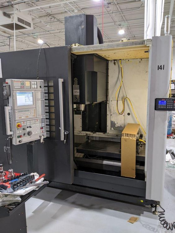 DMG Mori Dura Vertical 1035 Eco 3 Axis