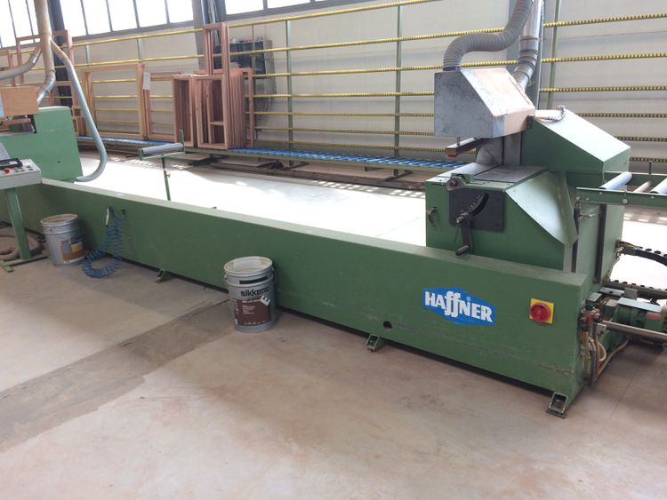 Haffner DGS 202E 6000 Double Miter Saw