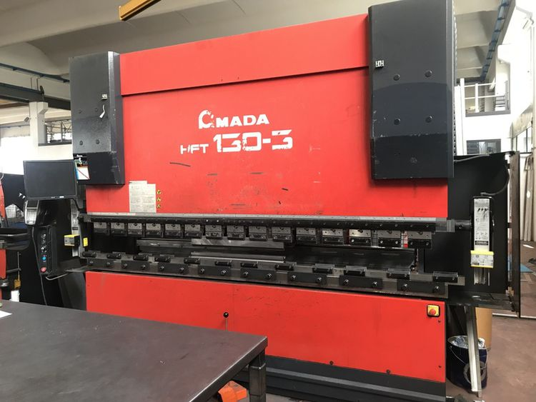 Amada HFT 130/3 130 Ton