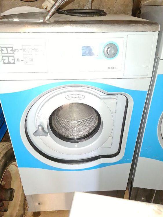 Electrolux W465h Washer