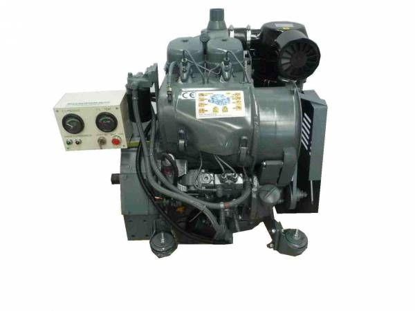 27HP AIR COOLED DIESEL ENGINE