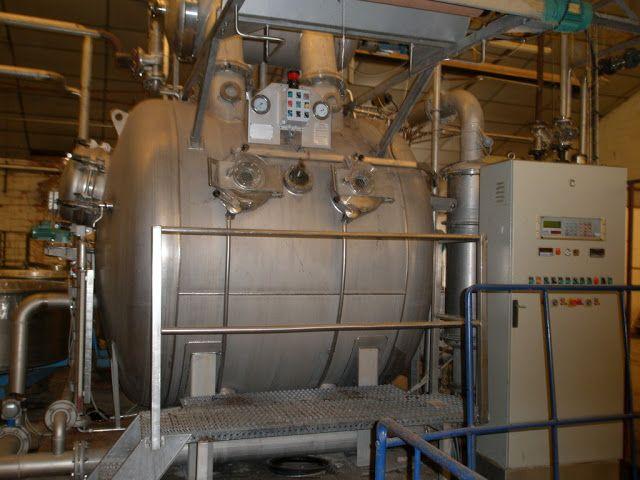 Durand HT Dyeing Machine