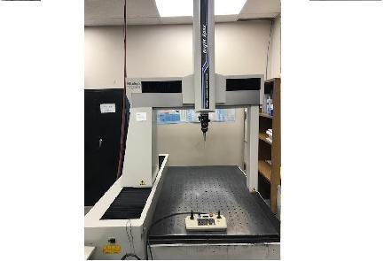 Mitutoyo Bright Apex A710 DCC Coordinate Measuring Machine