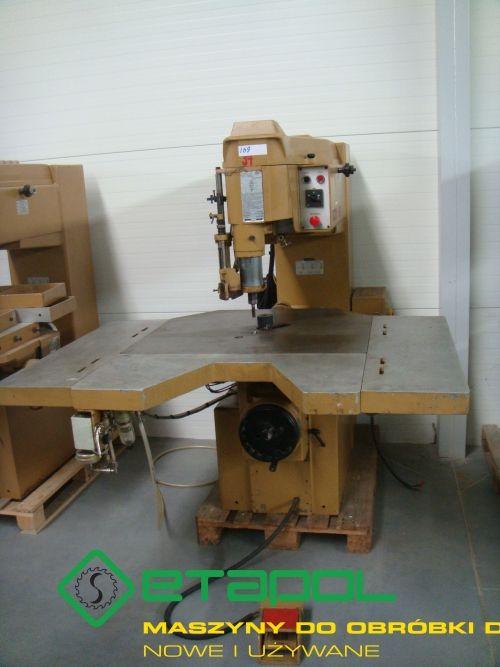 SCM R9 Hot spindle milling machine