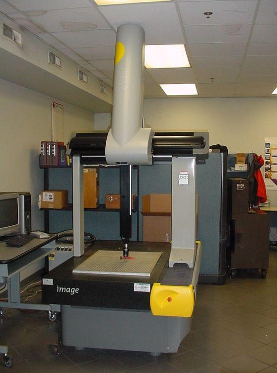 Brown & Sharpe Global Image 7.10.7 DCC Coordinate Measuring Machine (CMM)