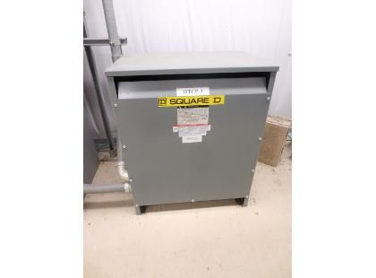 Square D EE75T1814H Transformer 75 KVA