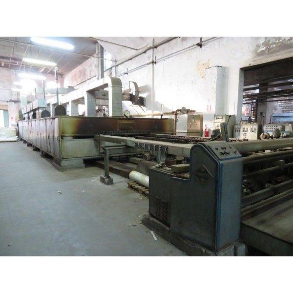 Famatex 320 Cm Stenter range