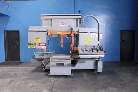 Hem F130HA-DC CCT Band Saw Semi Automatic