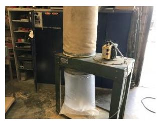 P J Dust Extractor