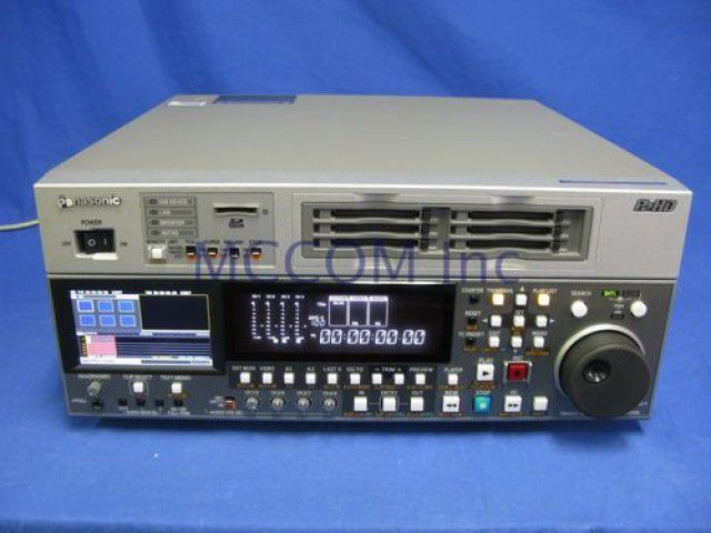 Panasonic AJ-HPD2500 B Stock 1182 Hours