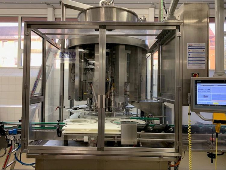 Other MFR012 Fully automatic monopump filler