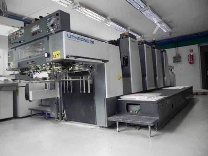 Komori L428 EM 72 x 52 cm