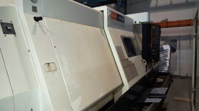 Mazak MAZATROL MATRIX CNC CONVERSATIONAL CONTROL Max. 2000 rpm NEXUS QTN 450IIM/2000 2 Axis
