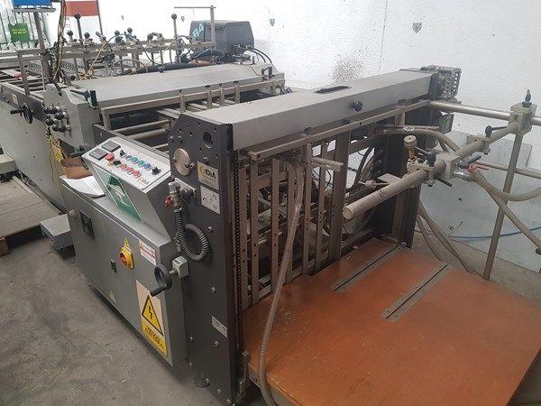 Fidia GARDA, Folding Machine