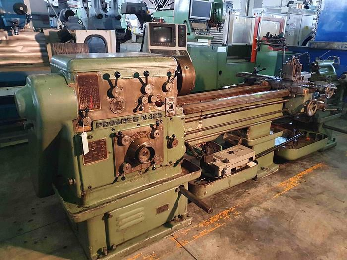Progress Engine Lathe 1000 Rpm N 425