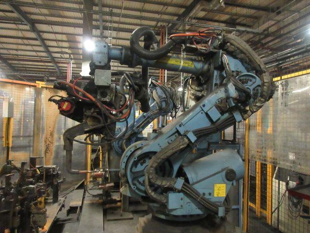 Fanuc R-2000iA/165F spot welding 6 Axis 165 kg