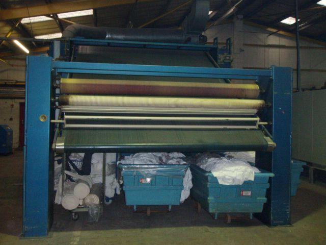 2  Jumbo Dryer 300 cm Conveyoy Relax Dryer