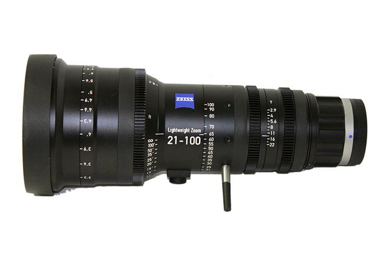 ZEISS 21-100mm T2.9-3.9 lens