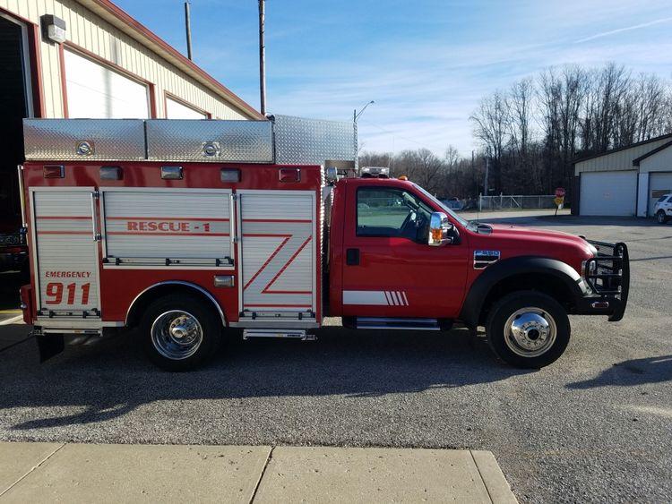 Ford F-550, Light Rescue