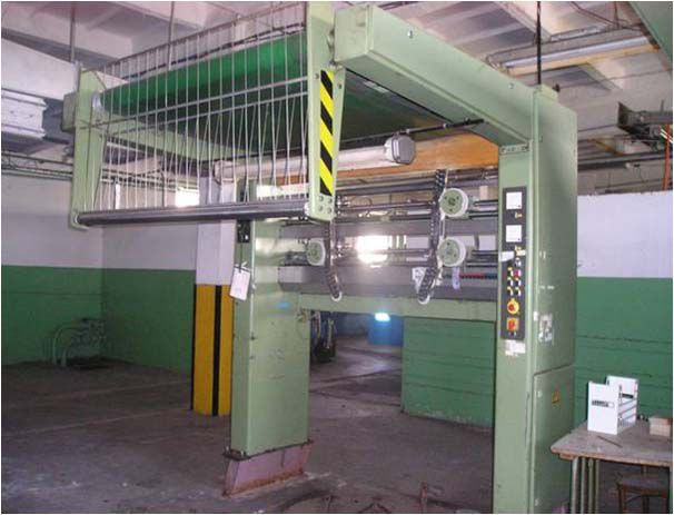 Weiss ATM-VE 150 Cm Tentering Machine