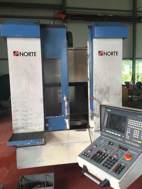 Norte VS 300 vertical 10000 r./min