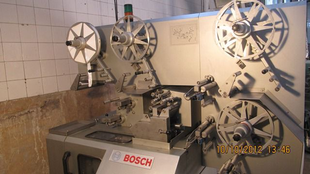 Bosch BVW1800DB , short envelopes soft caramel wrapping machine
