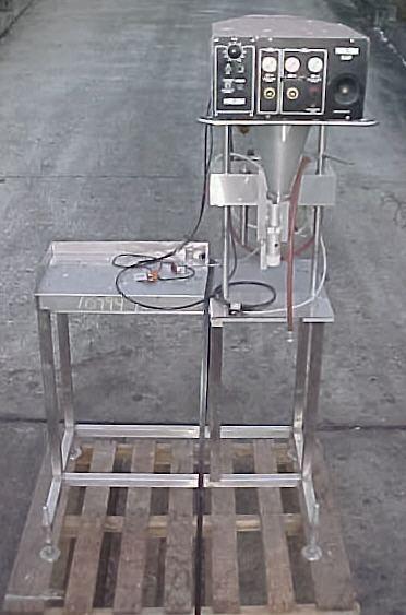 Kalish k-92 semi-automatic plugger