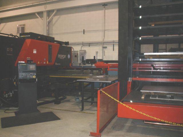 Amada APELIO Fanuc 160iL CNC Control